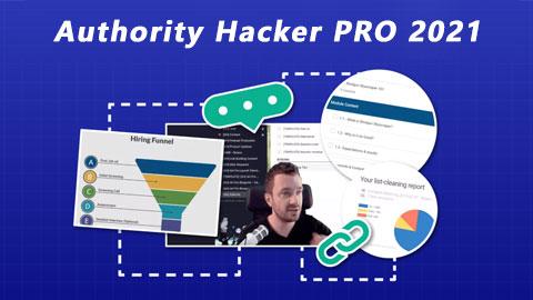Authority Hacker PRO 2021
